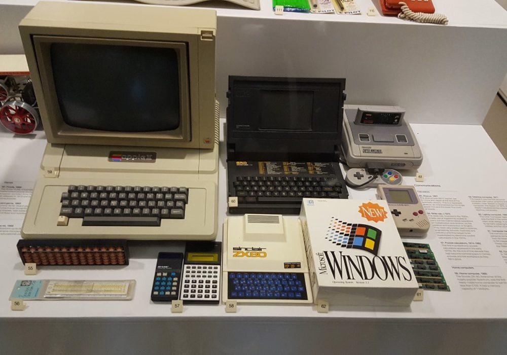 frühes Computerzeitalter