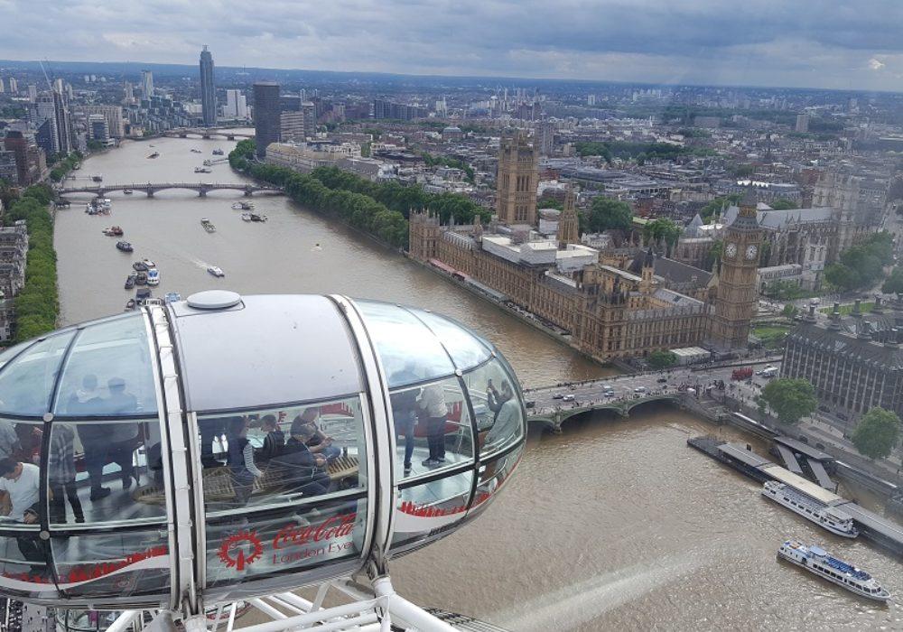 London Eye Kabine